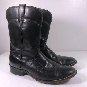 Laredo Sadle Roper Cowboy Western Boots